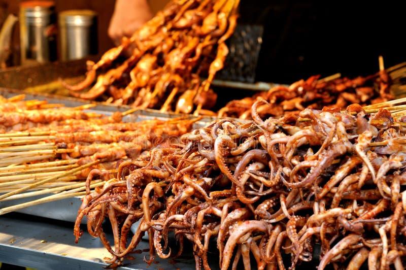 Venta De La Barbacoa Foto de archivo libre de regalías