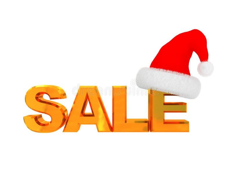 Download Venta de la Navidad stock de ilustración. Ilustración de cinta - 7276964