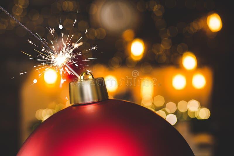 Venta del Año Nuevo Fiesta de Navidad Día de fiesta de la celebración de la Navidad Auge creativo Preparación de la Navidad imagen de archivo