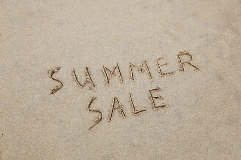 Venta del verano imagenes de archivo
