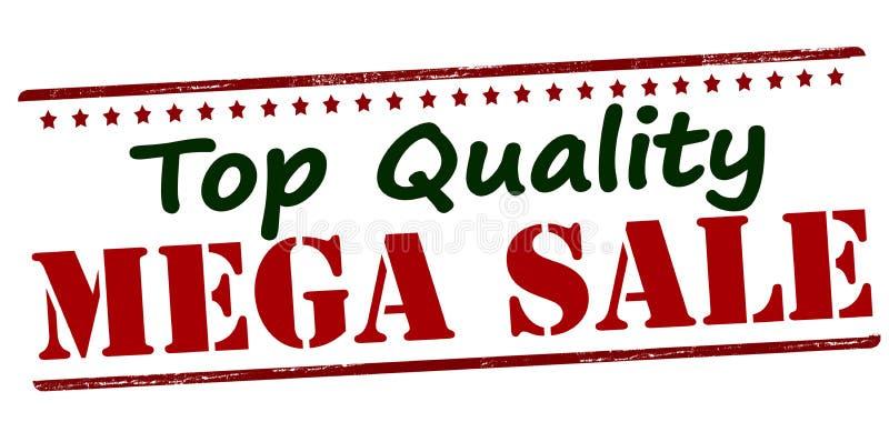 Venta mega de calidad superior stock de ilustración