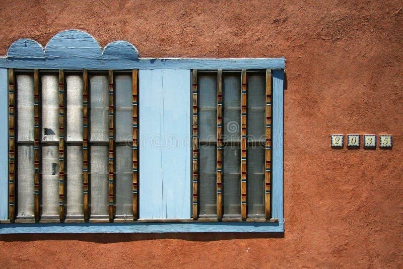 Ventana de Albuquerque fotos de archivo