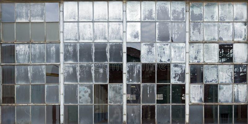 Ventana del Grunge imagen de archivo libre de regalías