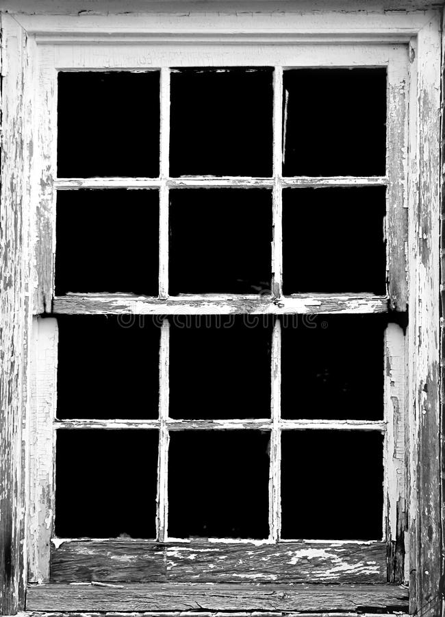 Ventana vieja imagen de archivo. Imagen de cristal, marco - 17631965