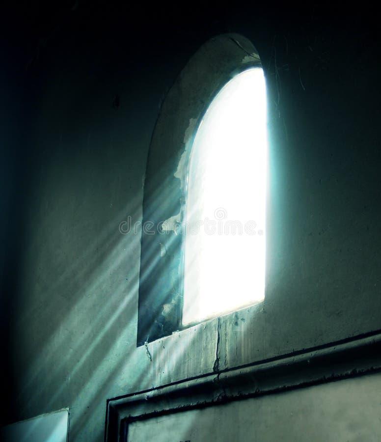 Ventanas de la iluminación foto de archivo libre de regalías
