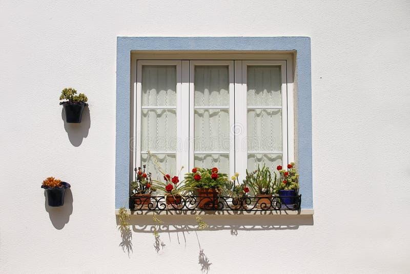 Ventanas de Portugal fotografía de archivo libre de regalías