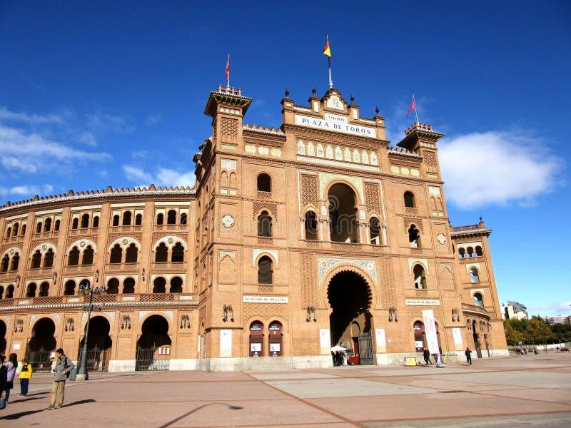 Ventas. Plaza de toros. royalty free stock photography