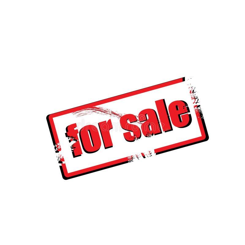 A vendre photographie stock libre de droits