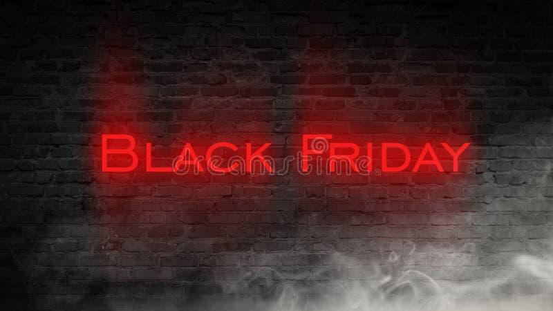 Vente de Black Friday, bannière, affiche photos libres de droits