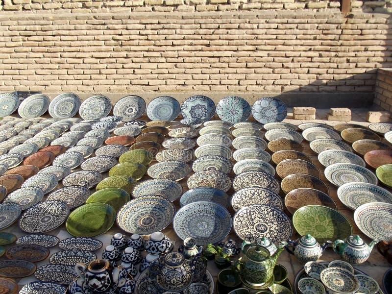 Vente de céramique images stock