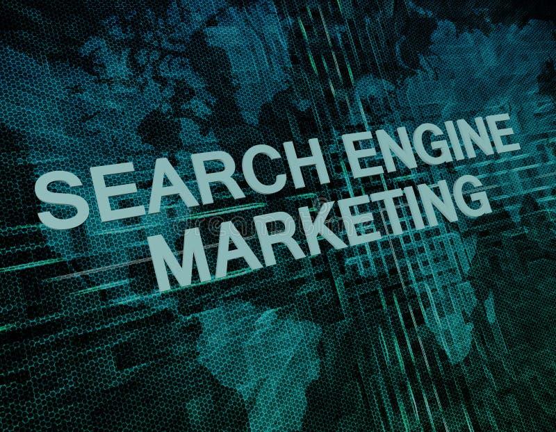 Vente de moteur de recherche image libre de droits