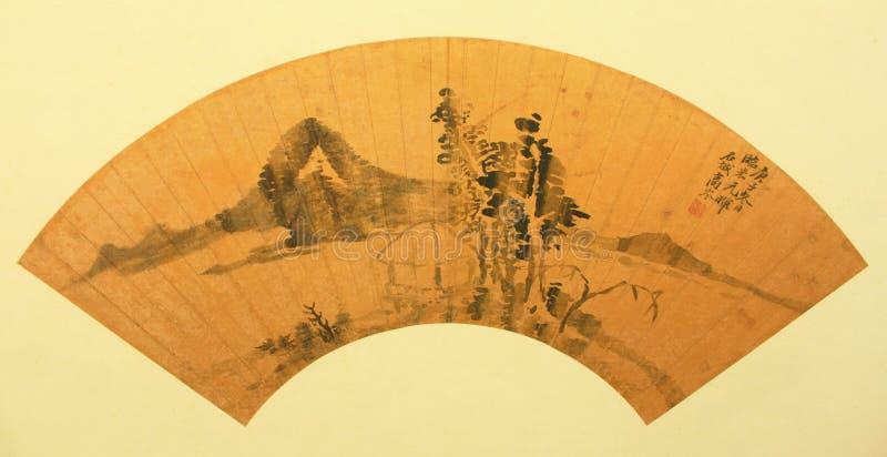 Download Ventilador Plegable Tradicional Chino Imagen de archivo - Imagen de tradicional, historia: 42443577