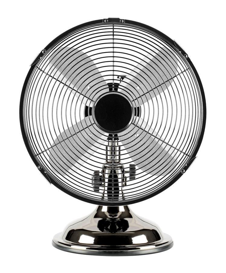 Ventilateur électrique photographie stock libre de droits