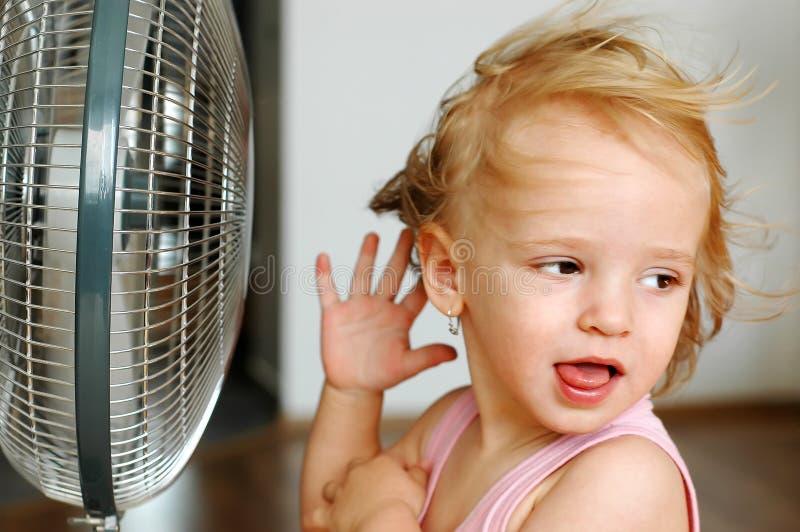 Ventilateur photo libre de droits