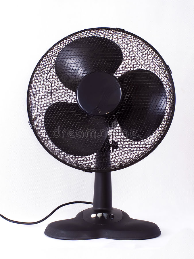Ventilateur photo stock