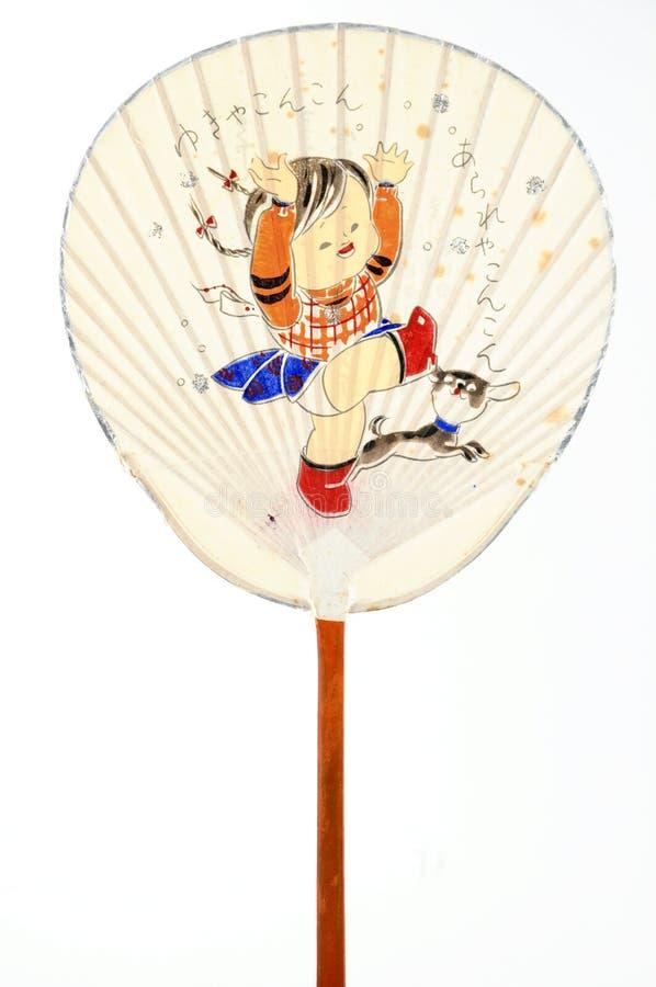 Download Ventilateur chinois image stock. Image du japonais, asiatique - 8650815