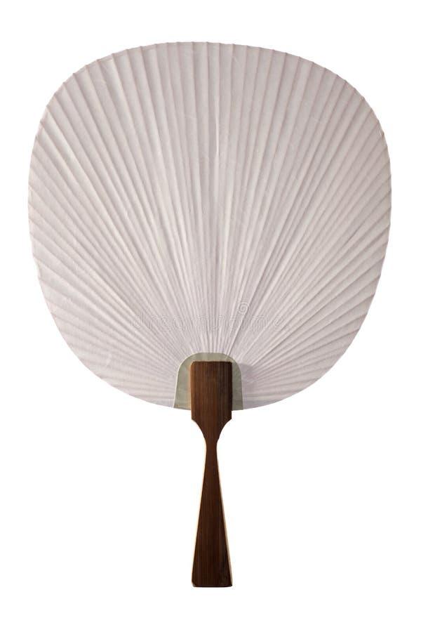 Ventilateur de papier image stock