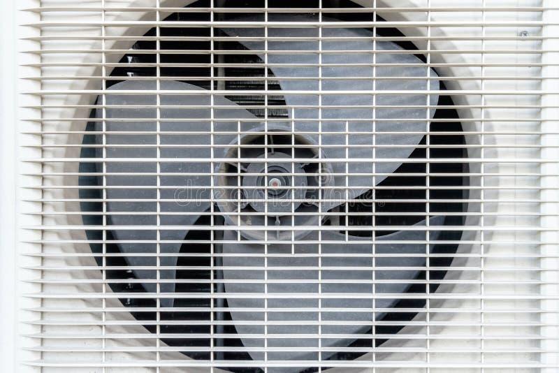 Ventilateur des climatiseurs image stock