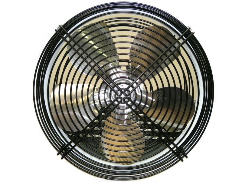 Ventilateur industriel photo stock