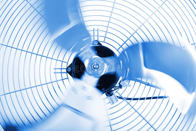 Ventilateur industriel photos stock
