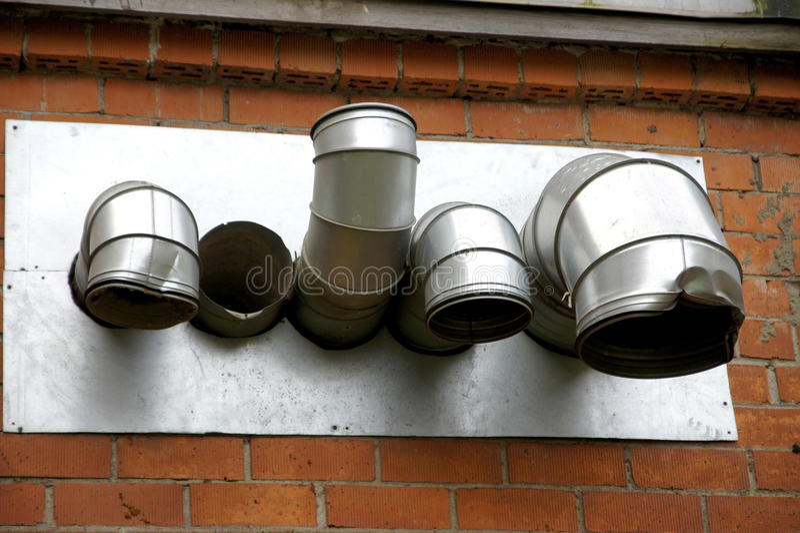 Ventilation stockfoto