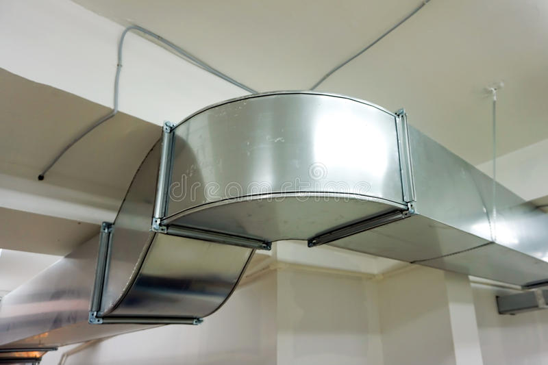 Download Ventilation ducts stock image. Image of funnel, heat - 77507589