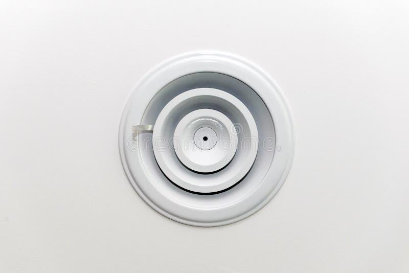 Ventilation för luftkanal arkivfoton