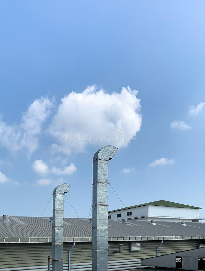ventilation arkivbild