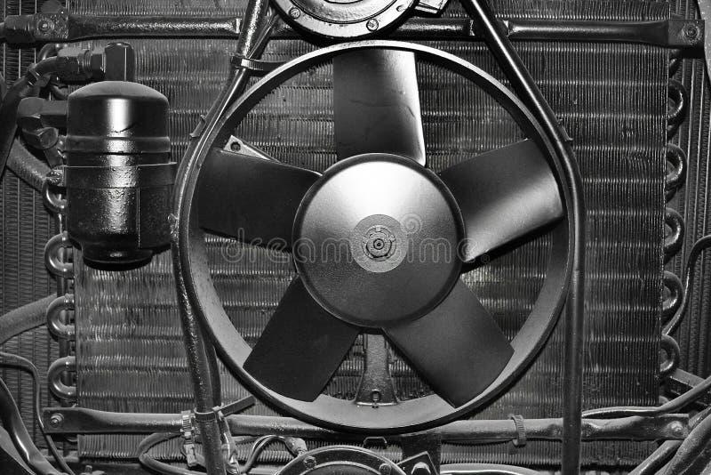 Ventilator royalty-vrije stock afbeelding