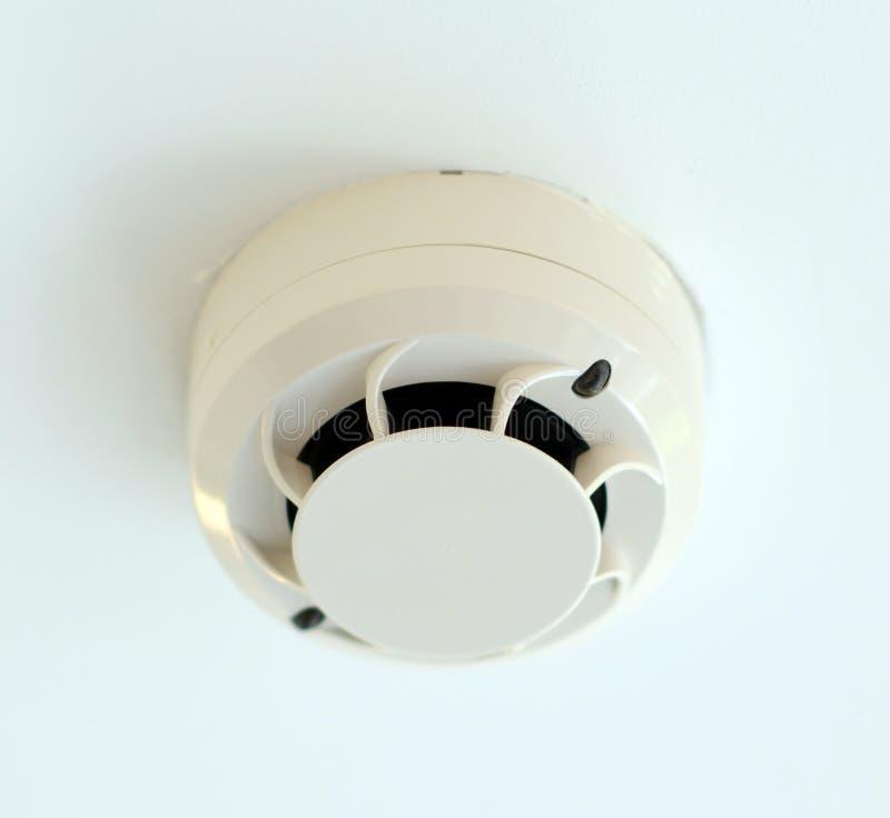 Ventilator met sensor voor rook royalty-vrije stock foto