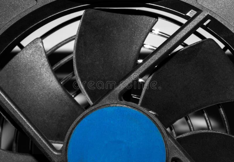 Ventilator-nahes hohes lizenzfreie stockfotos