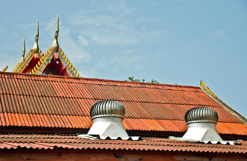 Download Ventilator On The Roof Royalty Free Stock Photos - Image: 24149148