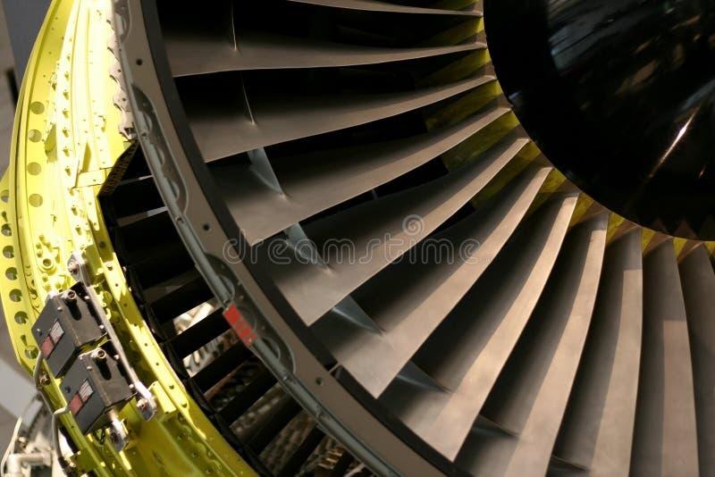 ventilator turbo arkivfoto