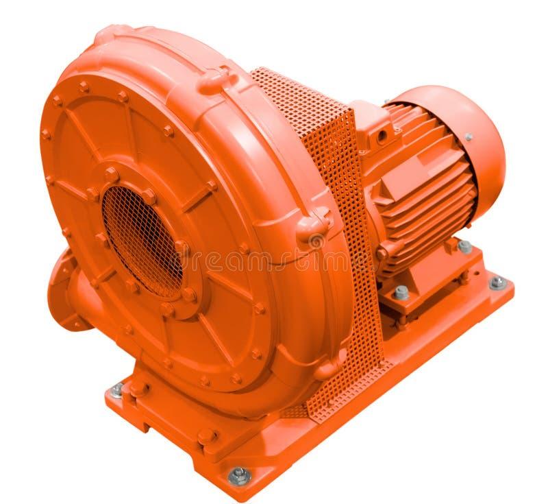 Ventilatore ad alta pressione industriale fotografia stock libera da diritti