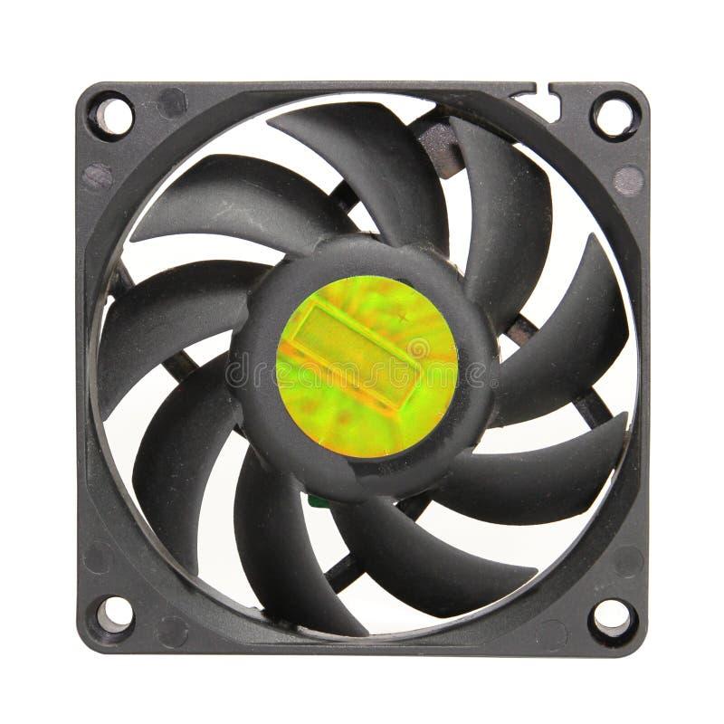 Ventilatore del CPU fotografia stock libera da diritti