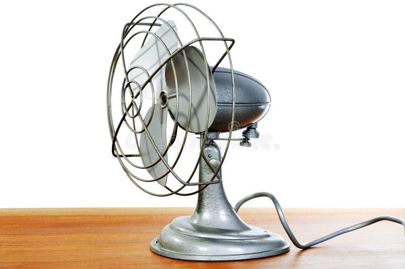 Ventilatore dell'annata immagine stock