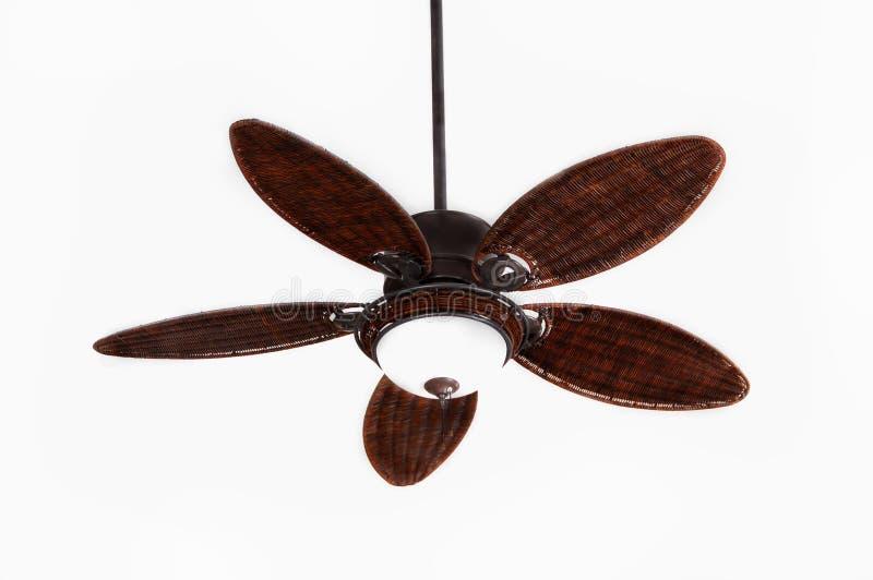 Ventilatore di soffitto fotografie stock