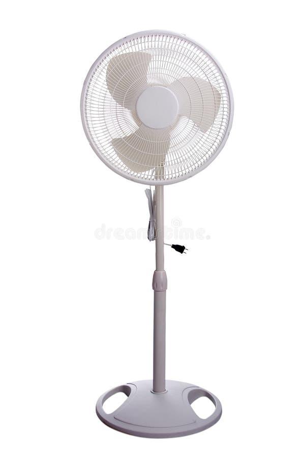 Ventilatore elettrico fotografie stock
