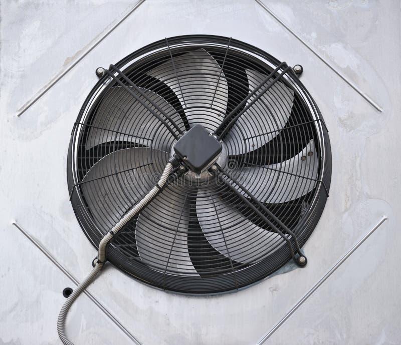 Ventilatore industriale fotografie stock libere da diritti