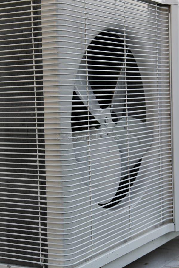 Ventilatorkonvektoreinheit lizenzfreies stockbild