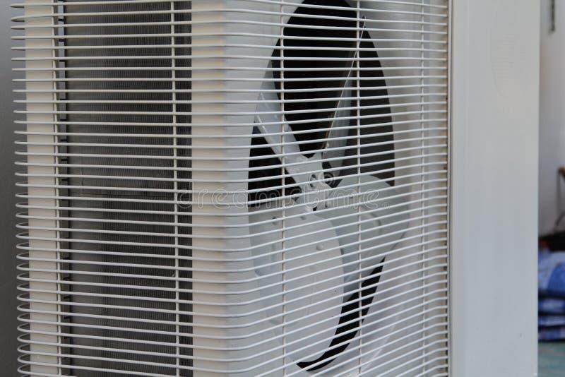 Ventilatorkonvektoreinheit stockbilder
