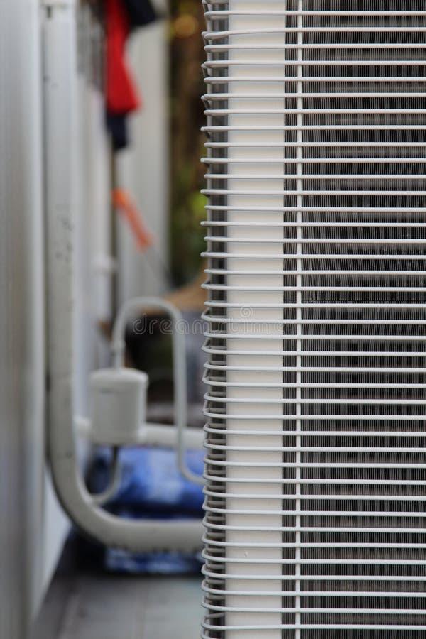 Ventilatorkonvektoreinheit lizenzfreies stockfoto