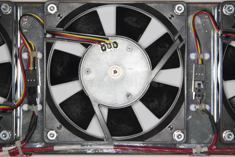 Ventilators stock image