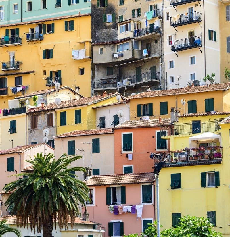 Ventimiglia royalty-vrije stock fotografie