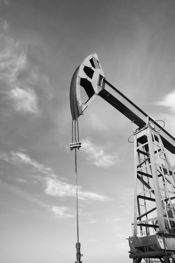 Vento do óleo fotografia de stock