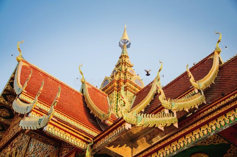 Ventre de Wat Huey photos libres de droits