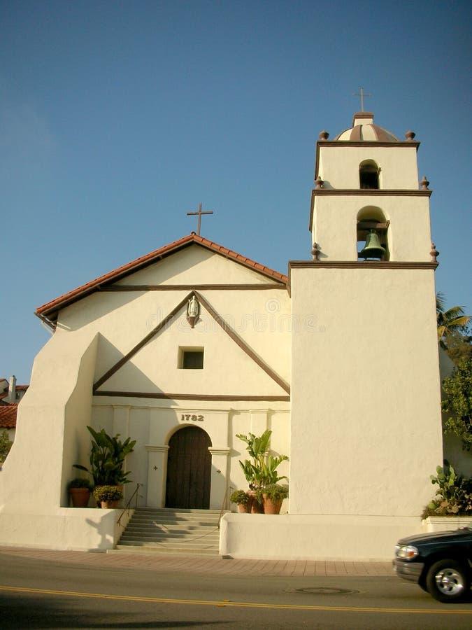 Ventura όμορφη εκκλησία στοκ φωτογραφία με δικαίωμα ελεύθερης χρήσης