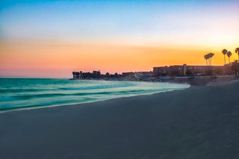 Ventura, Kalifornien lizenzfreies stockbild