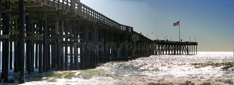 Ventura-Pier (12) stockbild