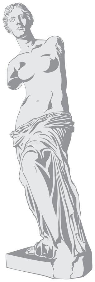 Venus illustration stock